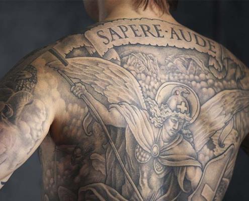 Tatuaggi e acufne